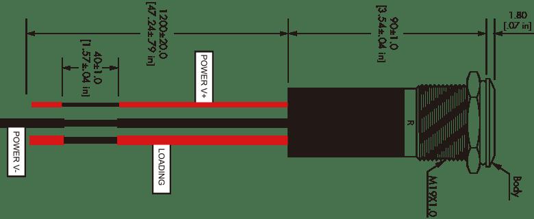 L19Y High current anti vandal switch